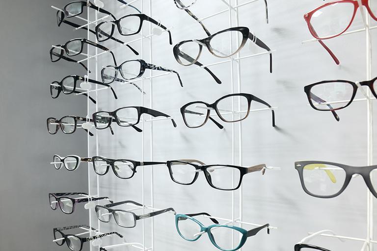 oprawki - dobór okularów