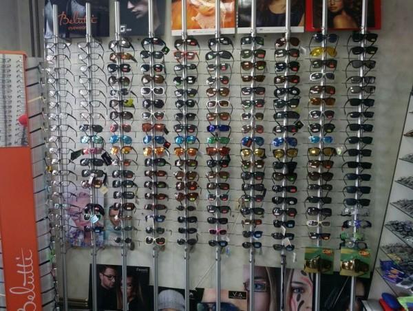 Optyk Kucharski, okulary, oprawki z tworzywa 10