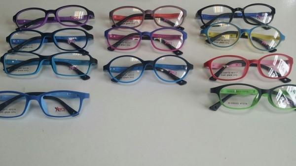 Optyk Kucharski, okulary, oprawki z tworzywa 2
