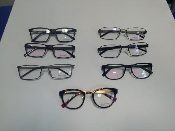 Optyk Kucharski, okulary, oprawki z tworzywa 5