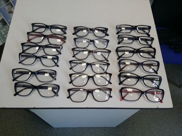Optyk Kucharski, okulary, oprawki z tworzywa 8