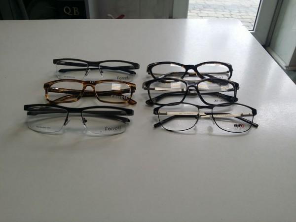 Optyk Kucharski, okulary, oprawki z tworzywa 9