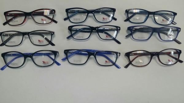 Optyk Kucharski, okulary, oprawki z tworzywa